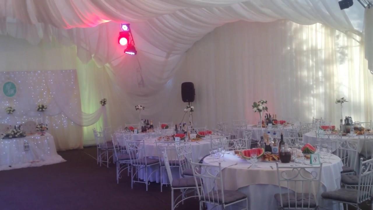 Свадебный шатёр лапсары