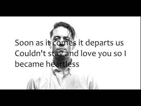 Don't let me go - G-Eazy ft. Grace (Lyrics)