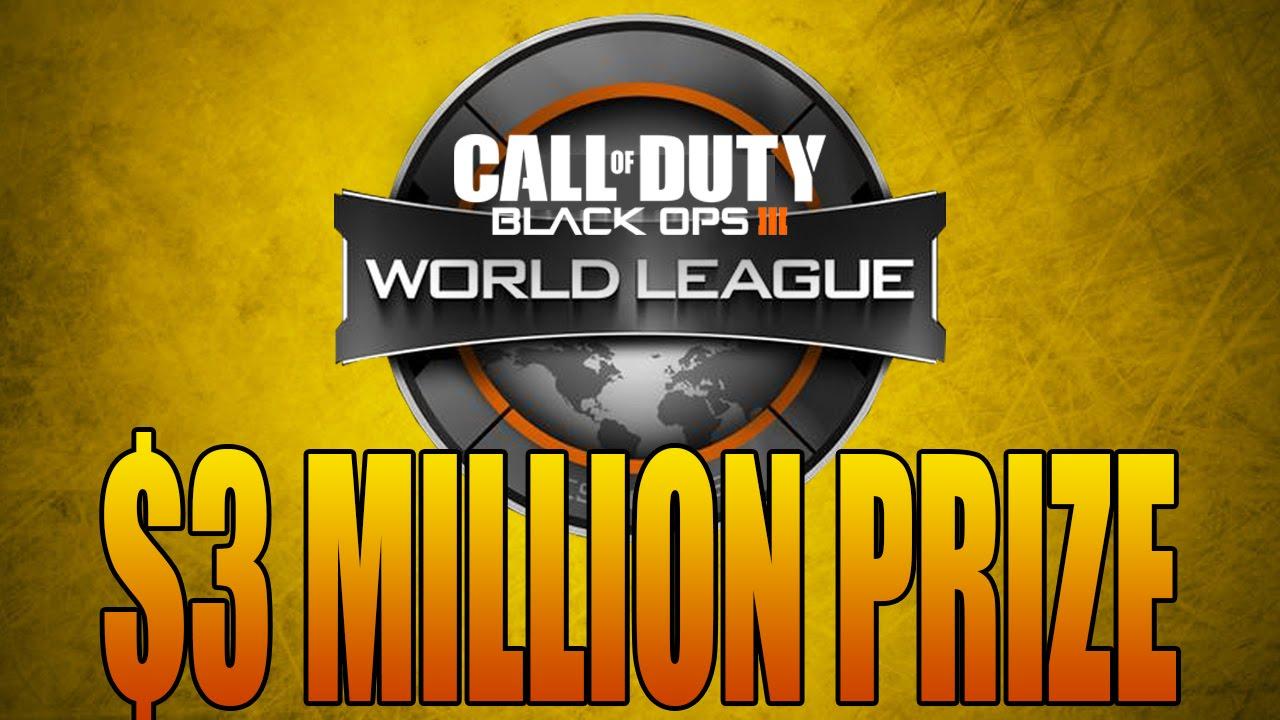 CoD: World League