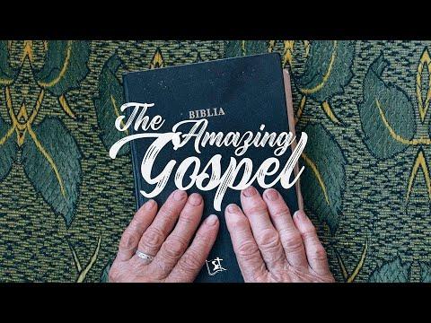The Amazing Gospel - Ernest Manges