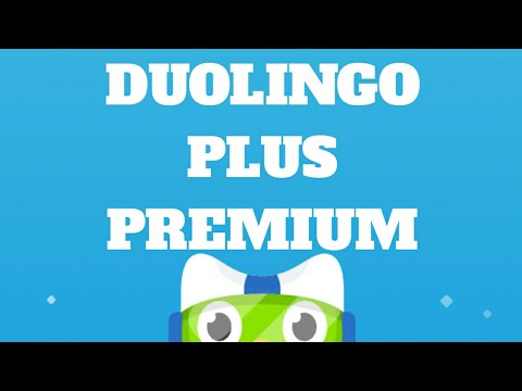 Duolingo Plus premium APK MOD aprende ingles REAl NO ClickBait