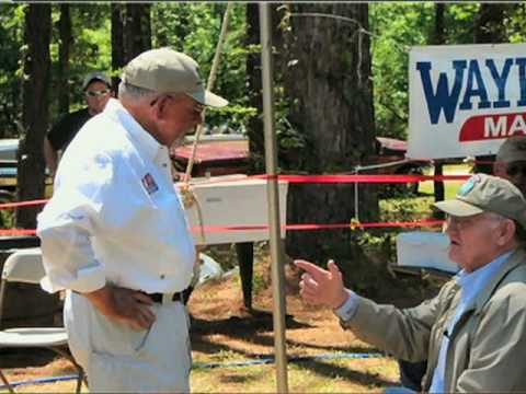 Doc Shelton: 2007 Texas Freshwater Fishing Hall Of Fame - Texas Parks And Wildlife [Official]