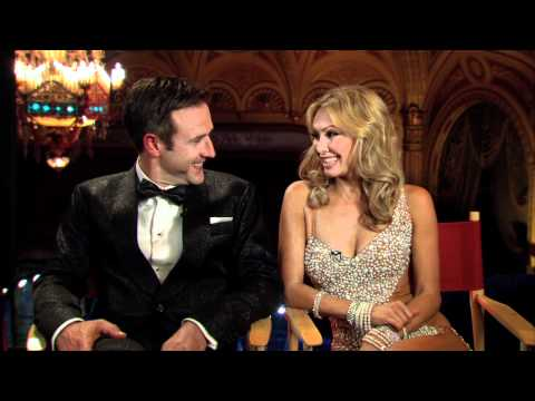 Entertainment Circle Week 32 Interview to Ricky Skaggs & DWTS Cast first dance.mov
