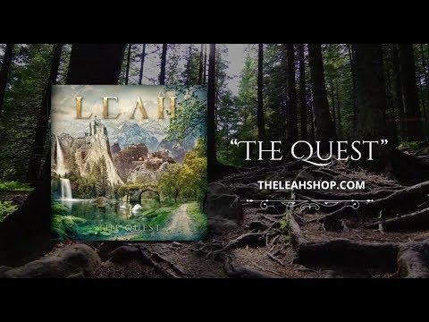 👑 LEAH - The Quest  Teaser Symphonic Celtic Fantasy Metal