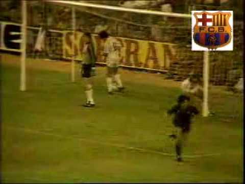 Gol de Maradona (Real Madrid Barcelona)