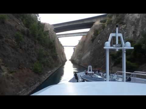 the Corinth Canal II (jhenrollon)