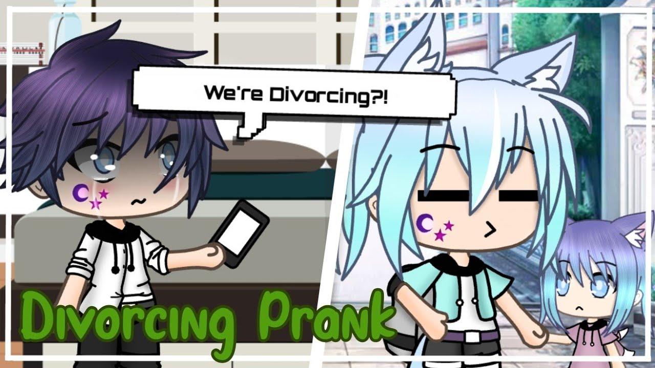 Download Divorcing Prank | #TeamCrystal | Gacha life Pranks