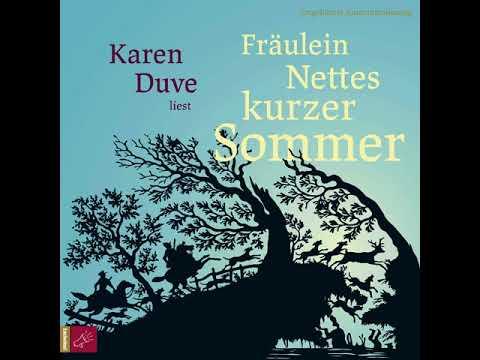 Fräulein Nettes kurzer Sommer YouTube Hörbuch Trailer auf Deutsch