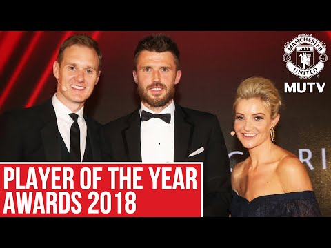 Best Man Utd Players 2018