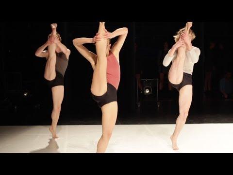 Short film | Codarts Talent on the Move Dance Tour | Backstage