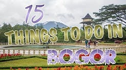Top 25 Things To Do In Bogor, Indonesia