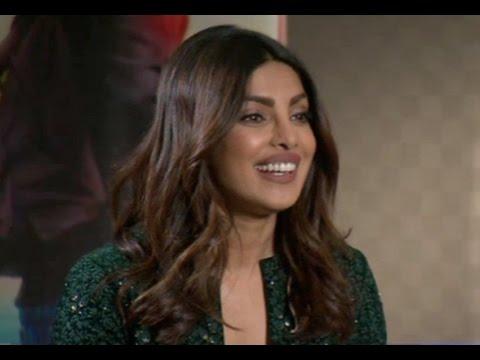 Priyanka Chopra On Dwayne Johnson