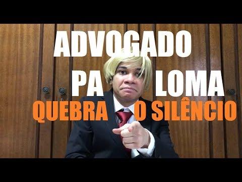Advogado Paloma Quebra o Silêncio