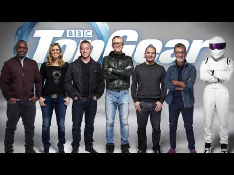 Chris Evans reveals the new Top Gear line up