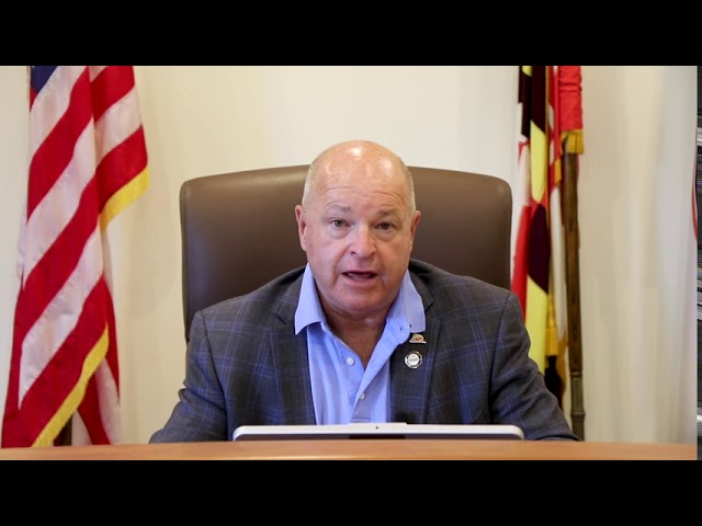 Stephen Wantz, President of the Carroll County Board of Commissioners