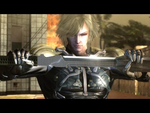 Metal Gear Rising: Revengeance Walkthrough Part 1 - Guard Duty