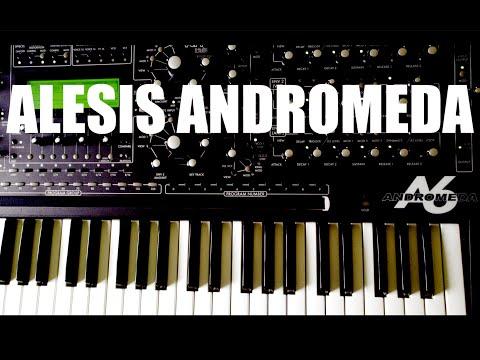 Alesis Andromeda