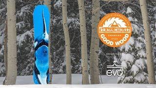 Lib Tech Travis Rice Orca Review: Men's All-Mountain Winner – Good Wood Snowboard Test 2018-2019