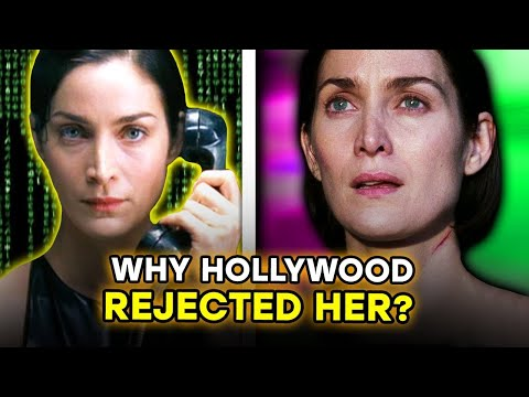 Why Hollywood Dropped Carrie-Anne Moss After The Matrix |⭐ OSSA