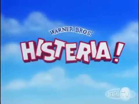 Histeria! Intro