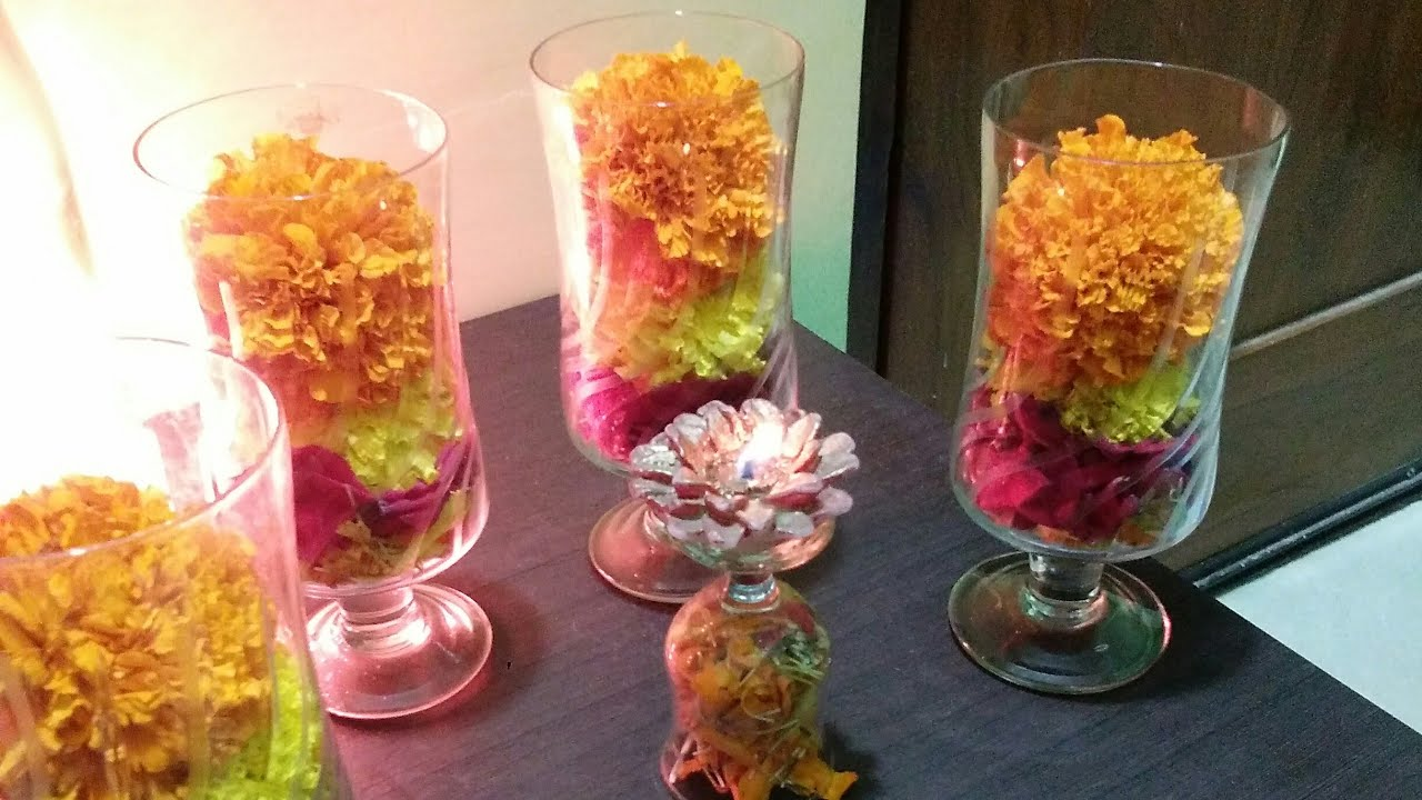 Corner Makeover For Diwali Diwali Decor Idea How To Decorate Stairs