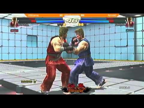 TTT2 - Williams vs Arnold