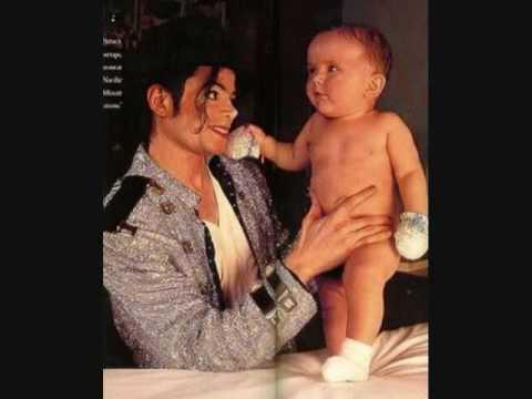 Michael jackson and kids RARE PHOTOS