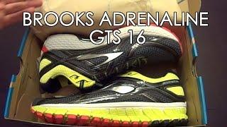 brooks adrenaline gts 16 review en espaol de la zapatilla running pronadora
