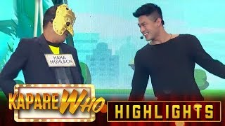 Haha Muhlach and Ion Perez dance showdown | It's Showtime KapareWHO