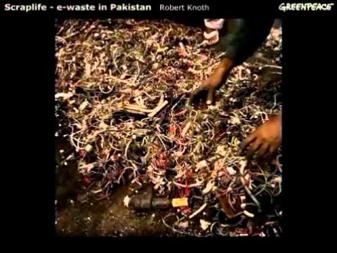 Green Pakistan E-Waste Recyclers