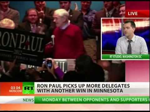 Ron Paul takes Republican Party of Minnesota by storm
