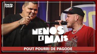 Menos é Mais, Ferrugem, Tiee - Pout Pourri de Pagode #Live FM O Dia #PagodedoGago