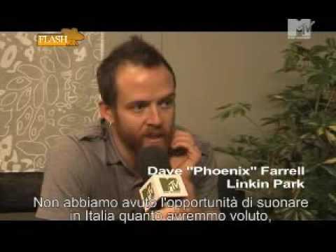 Linkin Park nel sud d'Italia ?