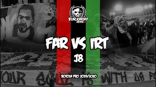 ULTRAS BLACK ARMY : AS.FAR # IRT (29/11/2019)