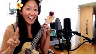 Day 34: Here Comes the Sun - Beatles ukulele cover // #100DaysofUkuleleSongs