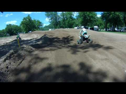 Spring Creek MX ATVA 2016 Womens 30 Plus Moto 2