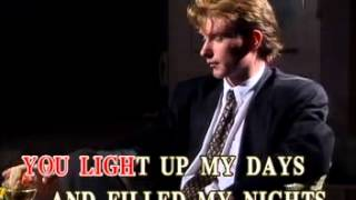 07 You Light Up My Life - Debby Boone (instrumental karaoke w/ lyrics)