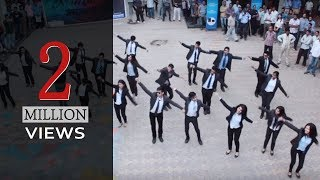 Unbelievable Delhi Flash Mob    Managers breaking the stereotype    IMI New Delhi