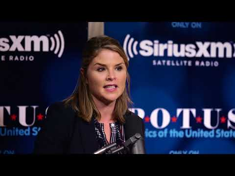 Jenna Bush Hager: Parents Don't Go On Holiday Vacation Out of Respect for Secret Service | POTUS