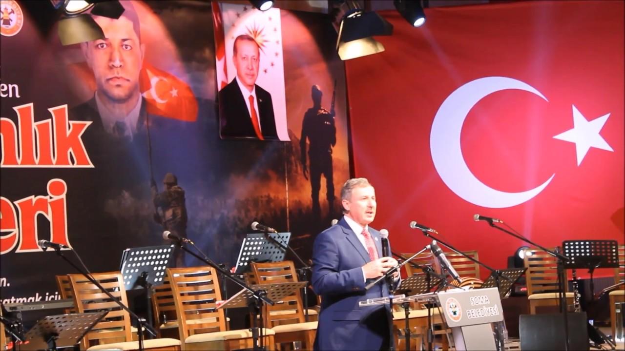 Selçuk Özdağ'ın Kahramanlık Türküleri Konseri açılış konuşması