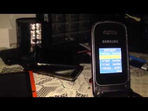 How To Unlock Sim Lock Samsung Gt E 1195 Versi Malay Youtube