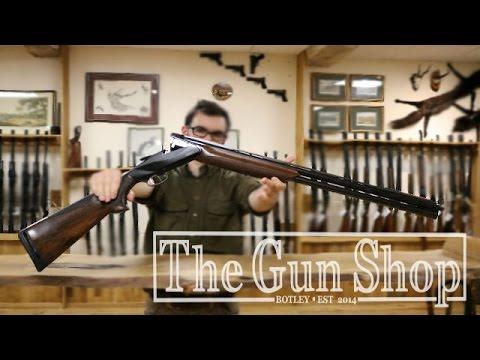 Benelli 828U Review - The Gun Shop