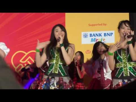 [Fancam] Shani Indira JKT48 - JKT Festival @ Saikou Kayo HS Festival