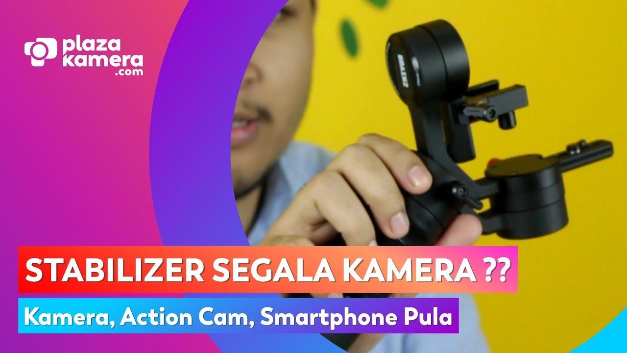 Unboxing Zhiyun Crane M2, Stabilizer Segala Kamera ???