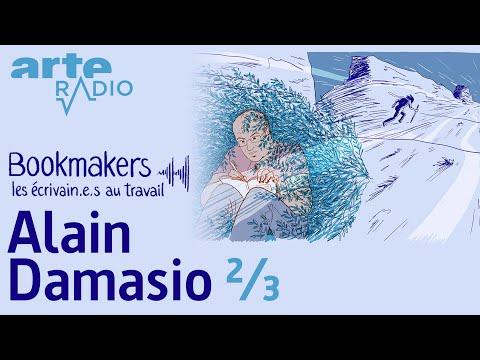 Alain Damasio (2/3)   Bookmakers - ARTE Radio Podcast