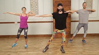 30-Minute Dance Workout For Burning Calories | Class FitSugar