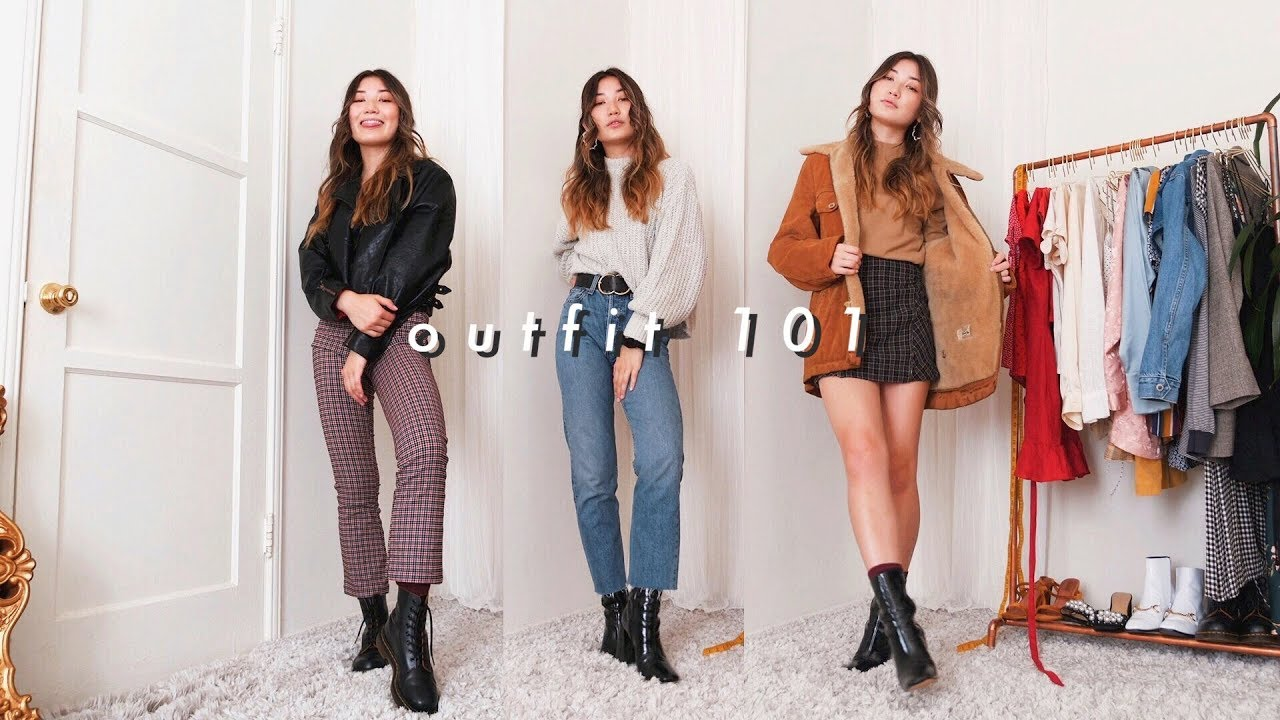 how to put together an outfit 101 - YouTube 6c6e75f83