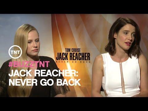 BuzzTNT  Jack Reacher: Never Go Back