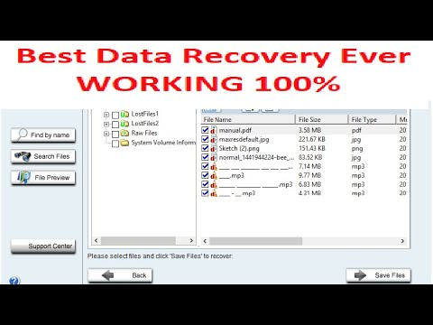 "How to Restore Data & Files Easily and Successfully "" 100% Guarenteed Solution"""