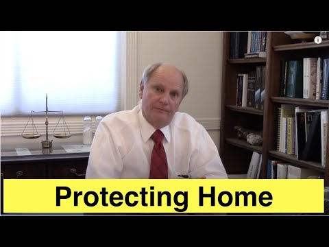 Protecting a Personal Residence